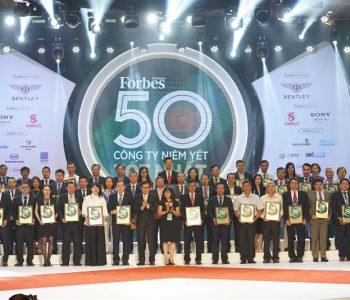 CĐT NAM LONG LẦN 4 LỌT TOP 50 CÔNG TY NIÊM YẾT TỐT NHẤT 2019