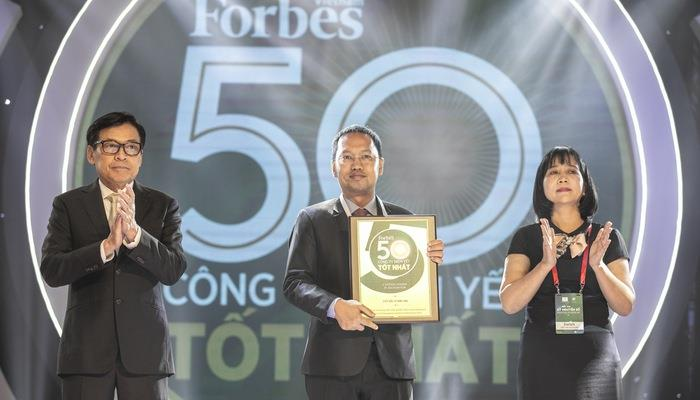 """CĐT Nam Long được vinh danh trong bản xếp hạng """"50 Công ty niêm yết tốt nhất"""" năm 2019"""