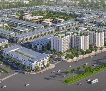 Định hướng huyện Long Thành phát triển thành đô thị trung tâm